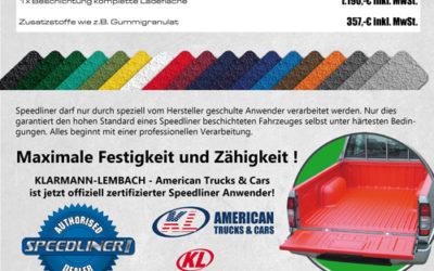Zertifizierter Speedliner Dealer
