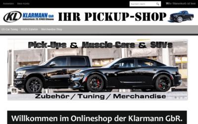 Klarmann-Shop erweitert